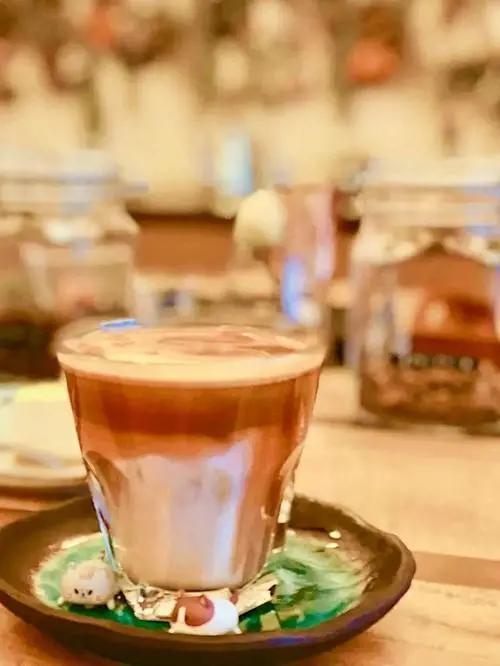 咖啡的做法,如何在家制作一杯好喝的dirty咖啡呢?