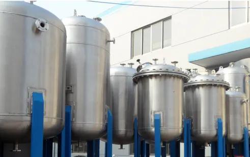 压力容器品种,中低压压力容器为何多是圆筒形的?