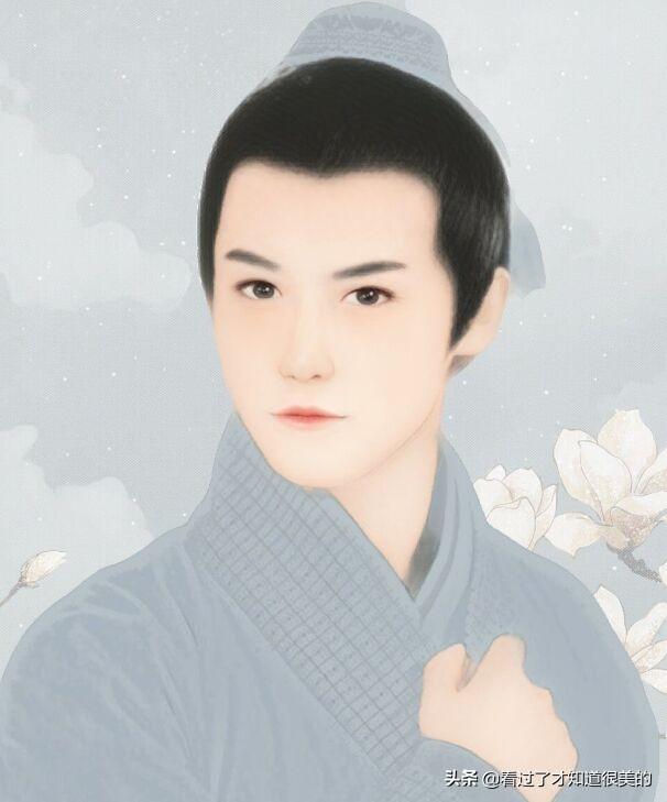 形容男人的成语,与中国历史上的四大美男有关成语你知道吗?