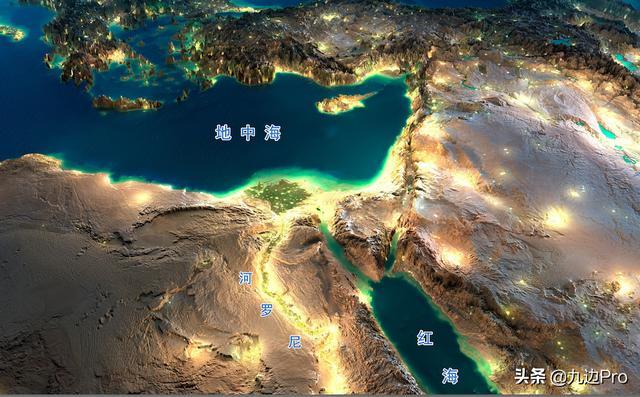 苏伊士运河那么关键,为什么不挖宽点?