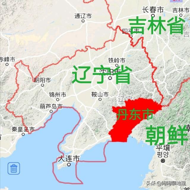 丹东旅游景点,丹东市建成区面积排名,振兴区最大,元宝区最小,了解一下?