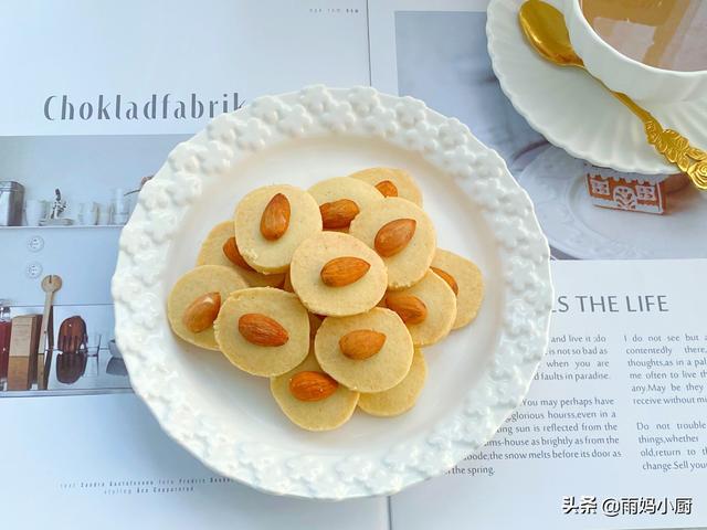 怎么做饼干,过年饼干自己做,健康美味零添加,一口一个酥掉渣,全家都爱吃