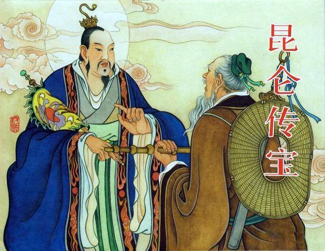 中上八字,姜子牙封神榜排位有何讲究?八部正神谁的地位最高权力最大?