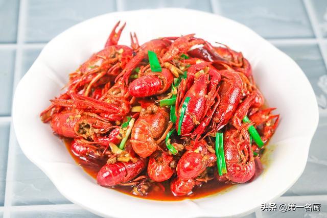 """小龙虾的做法,手把手教你做""""麻辣小龙虾"""",配啤酒提香增鲜去腥,做法一学就会"""
