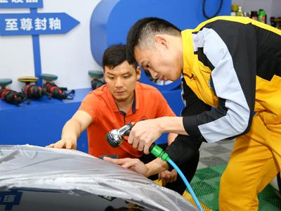 美容学校有哪些,汽车美容学校_汽车美容培训_汽车贴膜培训就选广州万通汽修学校