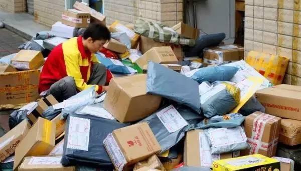 中国城市快递量排行:前十名广东独占3席,榜首累计超过90亿件