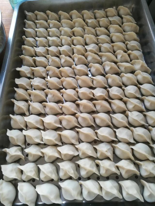 鲅鱼饺子馅的做法,十年面点师分享鲅鱼馅饺子,虾饺,什锦素馅饺子配方,看看不吃亏