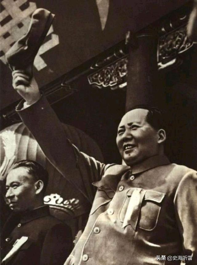 抗美援朝诗句,大兵压境,生死存亡之际,苦心思虑抗美援朝的毛泽东依然诗词唱和