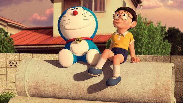 静香漫画,哆啦A梦伴我同行2:不那么好哭的佳作