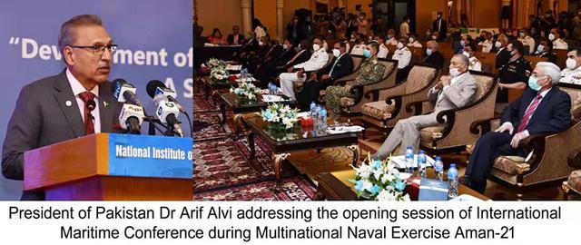 瓜达尔港对中国的意义,巴基斯坦总统强调瓜达尔港在中亚的作用