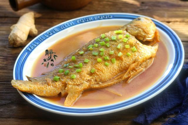 大黄鱼的做法,春节家宴没它不成席,黄花鱼这么做,比带鱼都受欢迎,好吃又解馋
