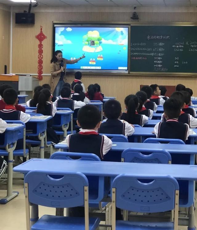 聚焦课堂行动 构建高效课堂——连江县文笔小学数学教研活动