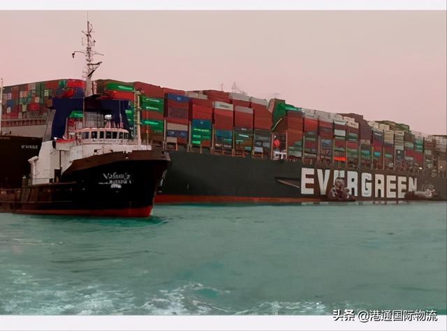 为什么苏伊士运河越扩宽阻塞风险性越大