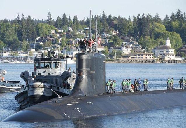 不能轻易放过美国,外交部三问核潜艇事故,必须给个说法 全球新闻风头榜 第4张