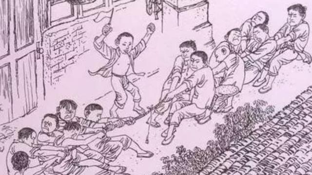 赛的诗,唐玄宗这首诗,写出历史上规模最大的拔河赛的精彩,但却留下遗憾