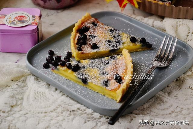 蓝莓的吃法,蓝莓新做法,一家都爱吃,新春招待客人,越吃越甜蜜