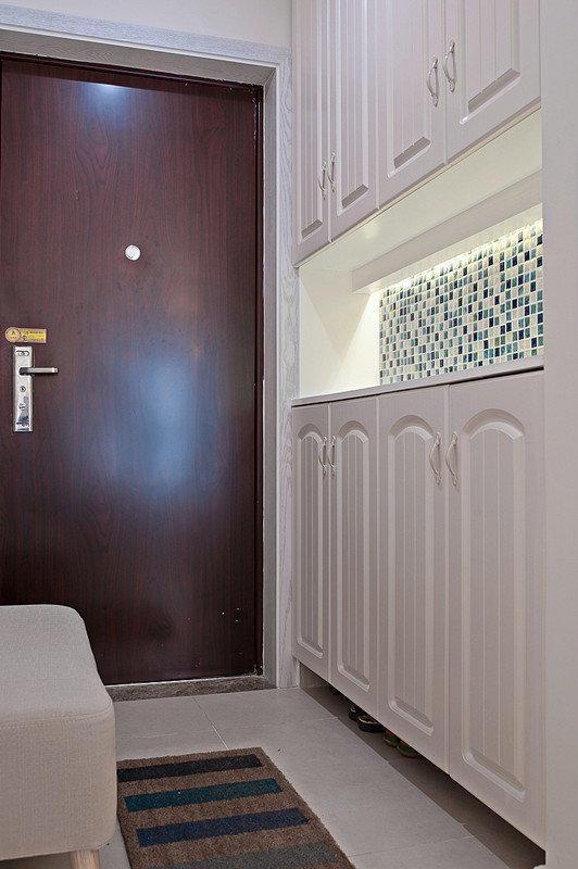 装修,美式风的三居室入住,简约装修温馨又大气,复古又漂亮真吸引人