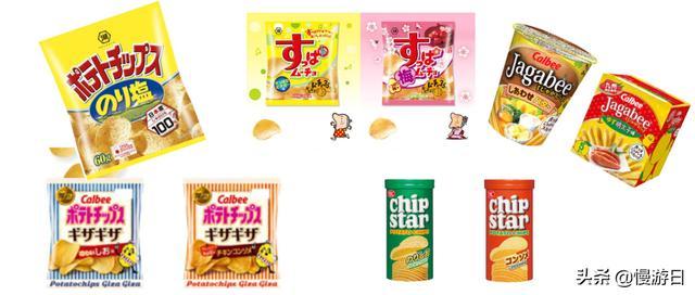 零食控大爱!日本网友票选最美味薯片TOP10 第一名您也可能吃过