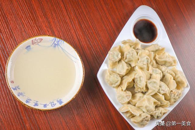 小茴香的吃法,饺子的经典做法,多加一把小茴香,不止饺子皮劲道,馅料也更香