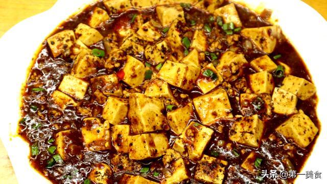 麻婆豆腐怎么做,干货分享,麻辣的麻婆豆腐,必须做对这步才能够麻