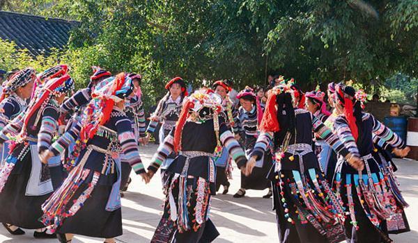 中国传统节日大全表,盘点那些年云南少数民族的特色节日,你知道的有几个呢?