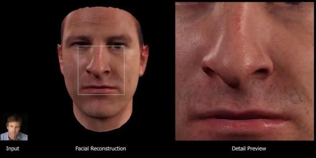 vr模型,黑科技:AvatarMe通过照片生成次世代品质3D人脸模型
