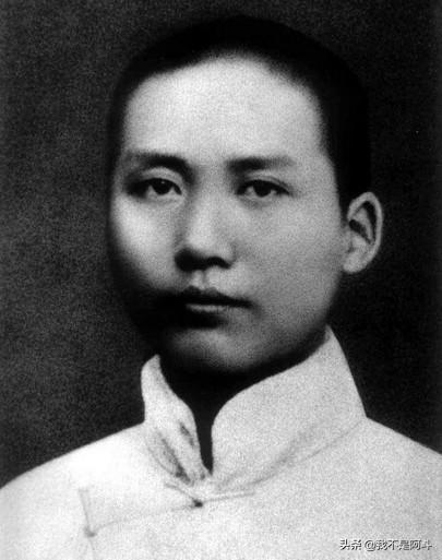 姓毛的名人,毛泽东回忆父亲毛顺生:没温度的爱,从不说爱我,却从未忘记