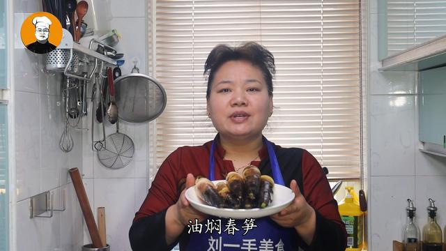 """竹笋怎么做好吃,春天不能错过的美味""""油焖春笋"""",经典靠谱家常做法,鲜美脆嫩"""