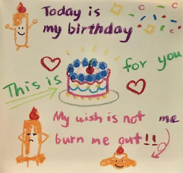 生日快乐的祝福语简短,适合女孩子20岁生日祝福语简短独特 旅居人间二十载生日快乐