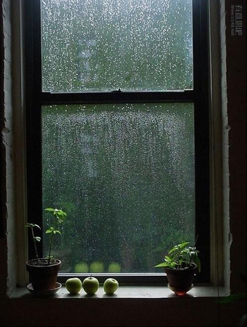 下雨的有意境的短句子,夏季的雨,富有诗意