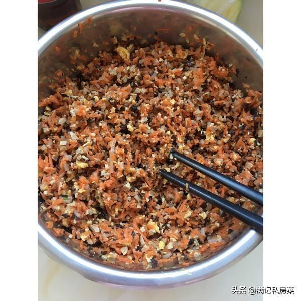 饺子馅的做法,18种超好吃的素饺子馅做法,鲜香美味,比肉馅的还过瘾