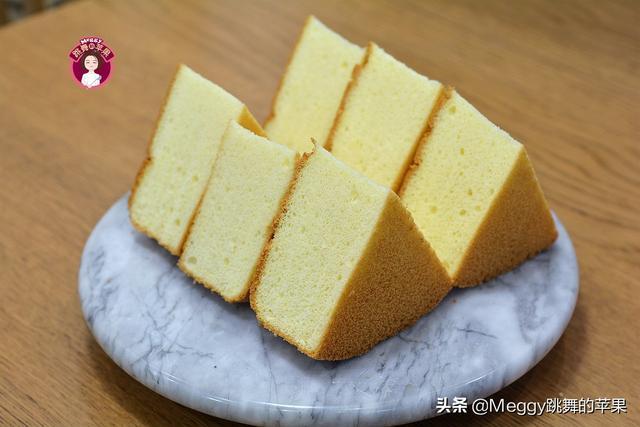 蛋糕蛋糕怎么做,长期使用的原味戚风蛋糕方子,从没失败过,认真看你也能成功