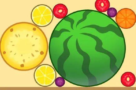 最火的网页游戏,魔性小游戏《合成大西瓜》意外爆红,今天你合成了吗?