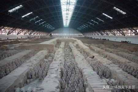 陕西旅游景点,陕西十大旅游景点排名,全部都是5A级景区,第一名实至名归