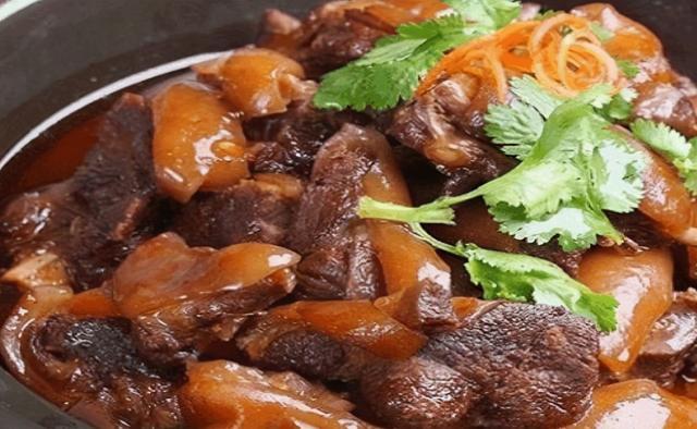 狗肉怎么做才能壮阳,神仙美食狗肉煲,好吃地道的做法,冬季滋补佳品,暖胃驱寒补血气