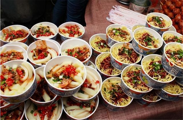 成都美食图片,5种成都人气美食,来了就不想走的城市,吃货:肚子已经装不下了