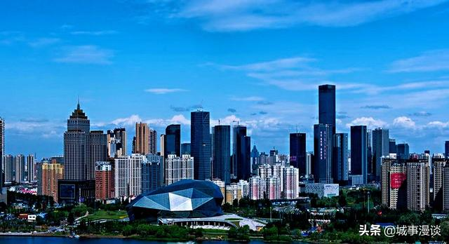 中国一线城市有哪些,我国7个大区中心城市,北京、广州已是一线城市,沈阳仍需努力
