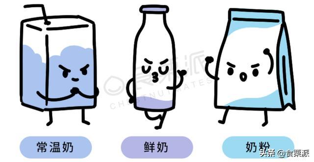 婴儿奶粉哪个牌子好,喝了52款牛奶后,我们良心推荐这10款