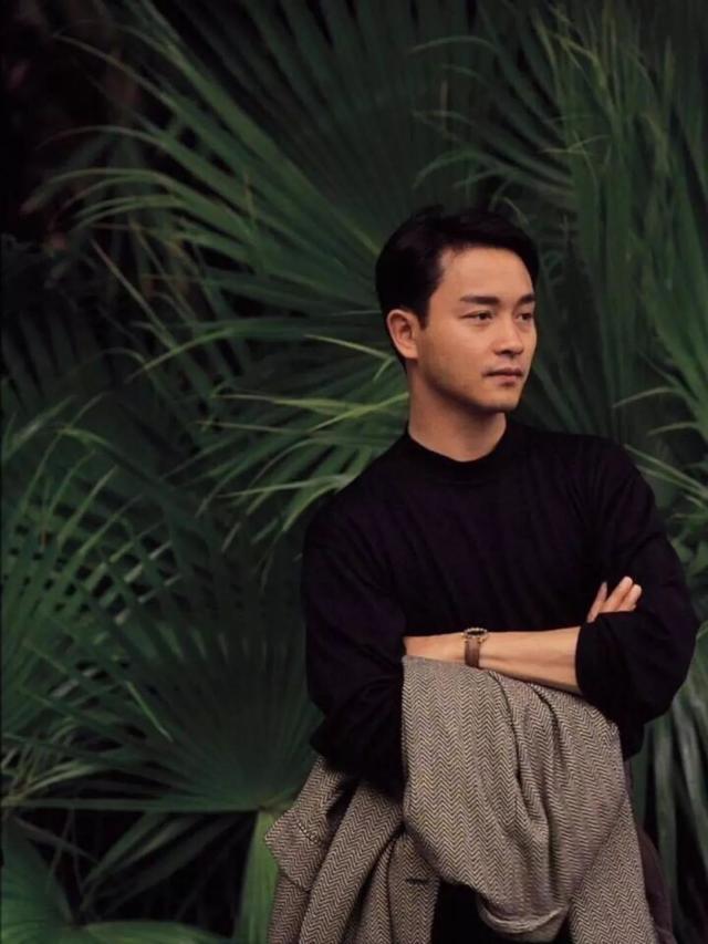 香港的名人,岁月抹不去盛世美颜,这10大香港男神无法撼动