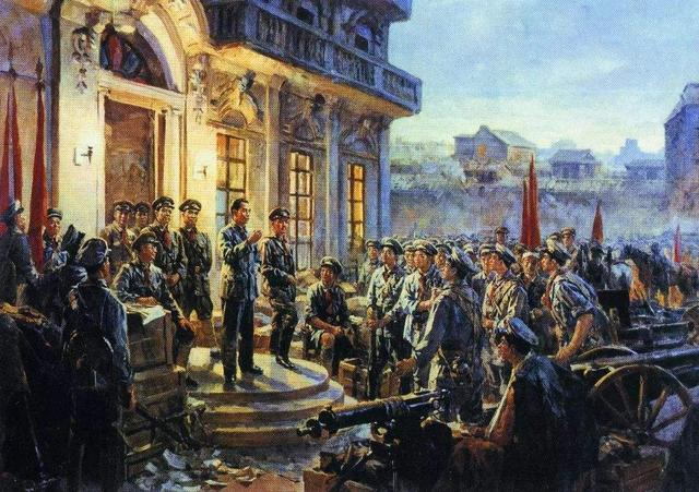 8月1日是什么节日,历史上的今天——1927年8月1日南昌起义
