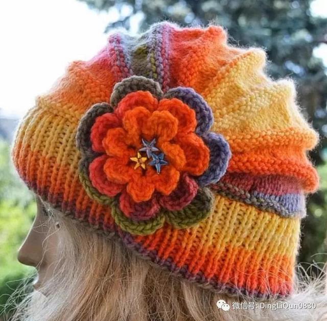 帽子怎么做,「综合手工」用各种材料制作的花式帽子,折起来的感觉真好