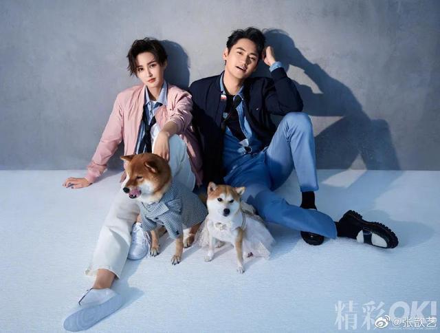 袁弘对张歆艺说你的大腿我来抱这两人的爱情也太甜了吧 全球新闻风头榜 第5张