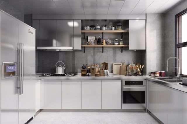 厨房的解释,家庭装修注意事项——装修风水之厨房篇