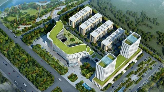 """医院投资,河北新建""""巨型""""医院,投资2.6亿,将设置800个床位"""