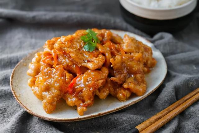 锅包肉的做法,饭店的锅包肉为啥那么好吃?教你饭店做法,学会给家人露一手吧