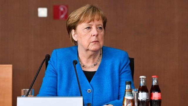 """默克尔谈德国实施""""紧急刹车"""":非常艰难 但已别无他法 全球新闻风头榜 第1张"""