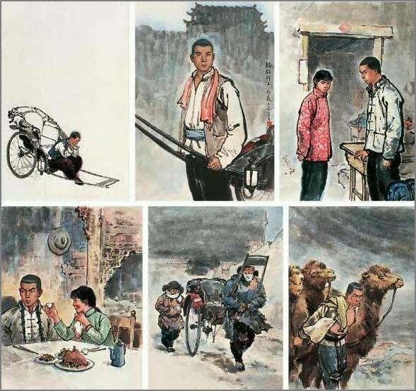 """骆驼祥子简介,《骆驼祥子》:5种需求的丧失,谱写了祥子的""""沉沦""""史"""