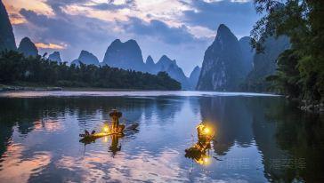 桂林旅游攻略必去景点,桂林哪里最好玩,哪个景点最出名!!桂林景点排名前五