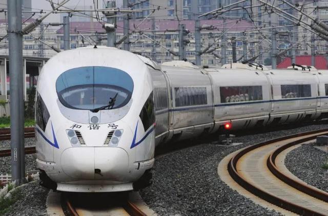 高铁动车为大家的交通出行产生了多少的便捷