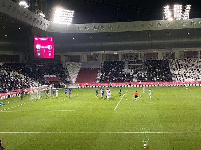 马宁亮相世预赛!吹罚卡塔尔战印度 17分钟罚下印度后卫 全球新闻风头榜 第2张